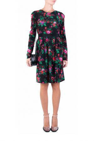 Платье MARCO BOLOGNA. Цвет: разноцветный
