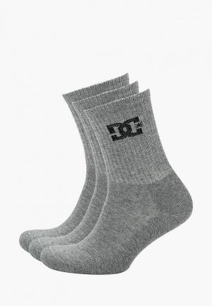 Комплект DC Shoes. Цвет: серый