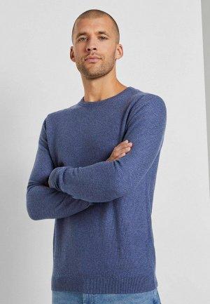 Джемпер Tom Tailor. Цвет: синий
