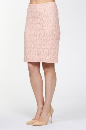 Юбка ALBINO. Цвет: розовый