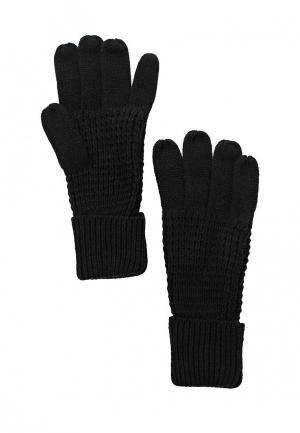 Перчатки diva. Цвет: черный