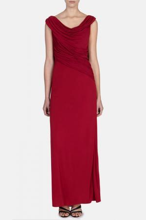 Платье Karen Millen. Цвет: красный