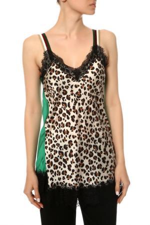 Топ Anna Rita N. Цвет: леопардовый