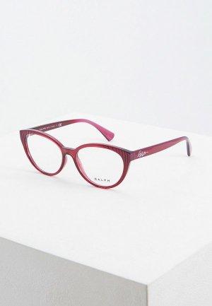 Оправа Ralph Lauren. Цвет: бордовый