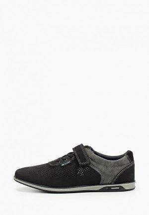 Туфли Tom-Miki. Цвет: черный