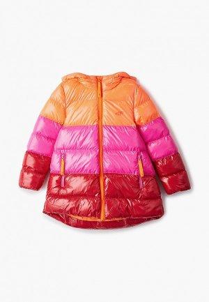 Куртка утепленная 4F. Цвет: разноцветный
