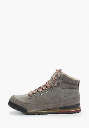 Ботинки CMP. Цвет: серый
