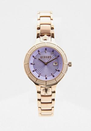 Часы Versus Versace. Цвет: золотой