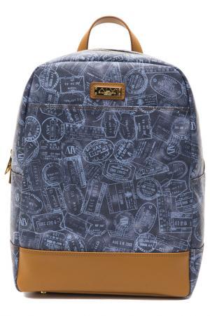 Backpack ALVIERO MARTINI. Цвет: мультицвет