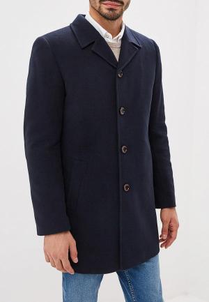 Пальто Berkytt. Цвет: синий