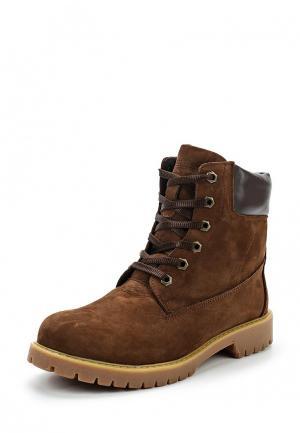 Ботинки Matt Nawill. Цвет: коричневый