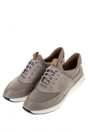 Кроссовки CLARKS. Цвет: серый