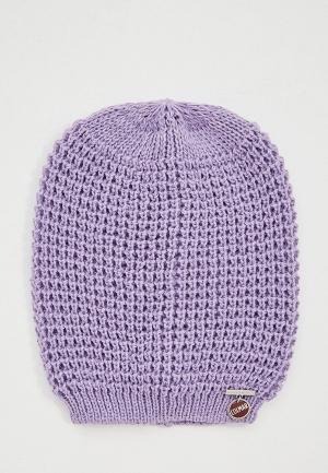 Шапка Colmar. Цвет: фиолетовый