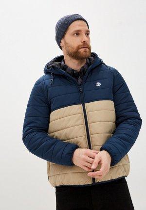 Куртка утепленная Element. Цвет: бежевый