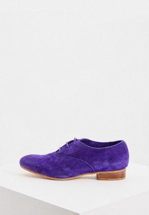 Ботинки Forte. Цвет: фиолетовый