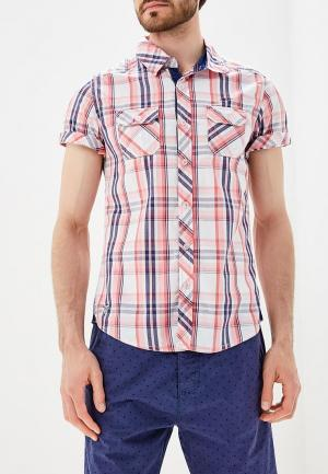 Рубашка MeZaGuz. Цвет: розовый