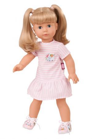 Джессика, блондинка Gotz. Цвет: бордовый