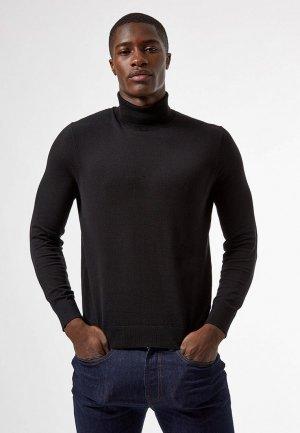 Водолазка Burton Menswear London. Цвет: черный