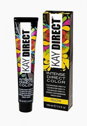 Краска для волос KayPro. Цвет: желтый