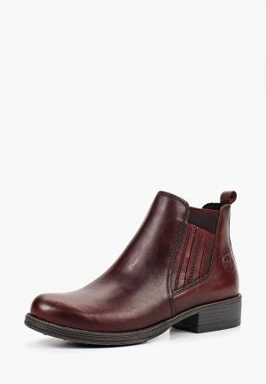 Ботинки Marco Tozzi. Цвет: коричневый