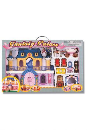 Набор Fantasy palace KeenWay. Цвет: серый