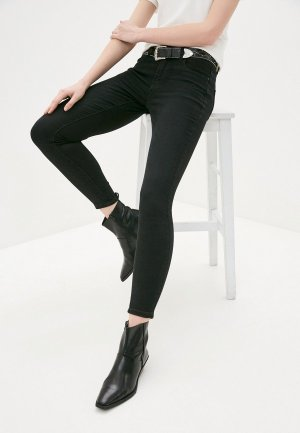 Джинсы Jacqueline de Yong. Цвет: черный