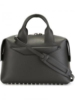 Большая сумка-тоут Rogue Alexander Wang. Цвет: чёрный