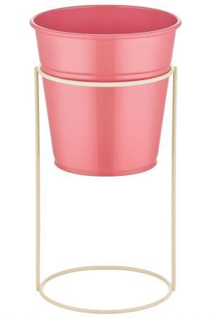Кашпо MIA. Цвет: розовый