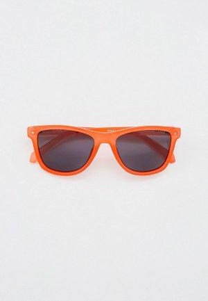 Очки солнцезащитные Invu. Цвет: оранжевый