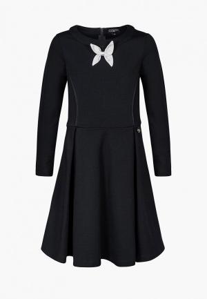 Платье Junior Republic. Цвет: синий