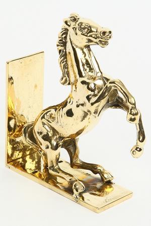 Подставка для книг, 17х15 см Stilars. Цвет: золотой