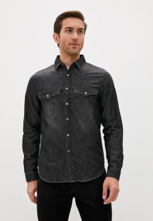 Рубашка джинсовая Iro. Цвет: черный