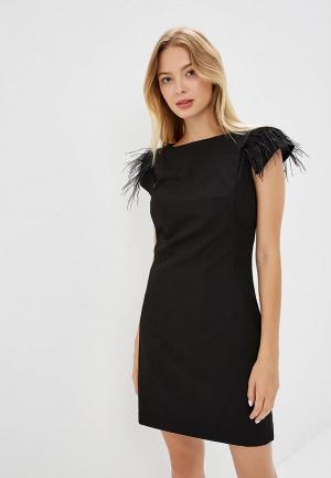 Платье Love Republic. Цвет: черный
