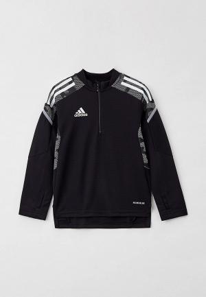 Олимпийка adidas. Цвет: черный