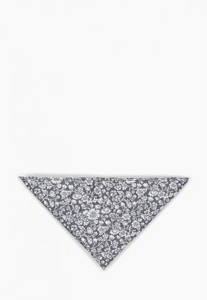 Платок Topman. Цвет: серый
