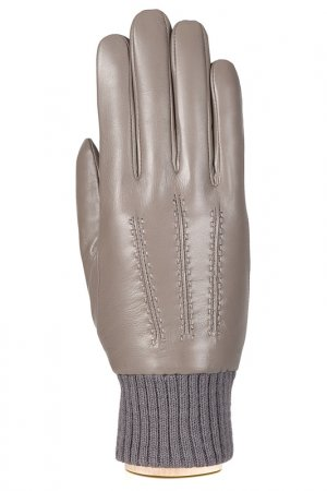 Перчатки Eleganzza. Цвет: серый