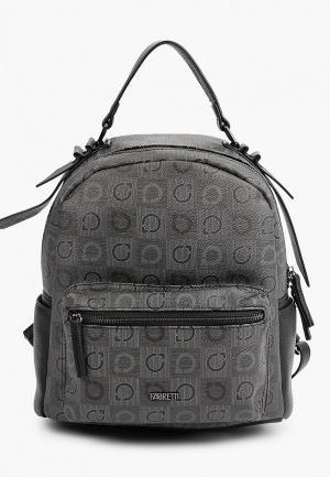 Рюкзак Fabretti. Цвет: серый