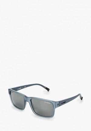 Очки солнцезащитные Arnette. Цвет: серый