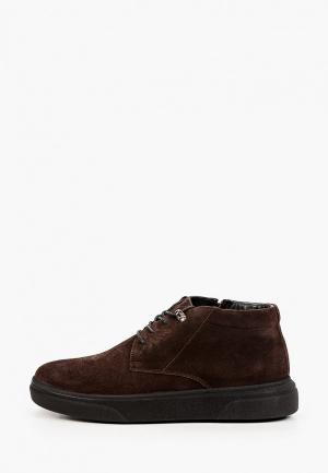Ботинки Just Couture. Цвет: коричневый