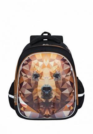 Рюкзак Grizzly. Цвет: коричневый