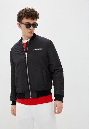 Куртка Les Hommes Urban. Цвет: черный