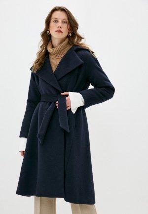 Пальто Brian Dales. Цвет: синий