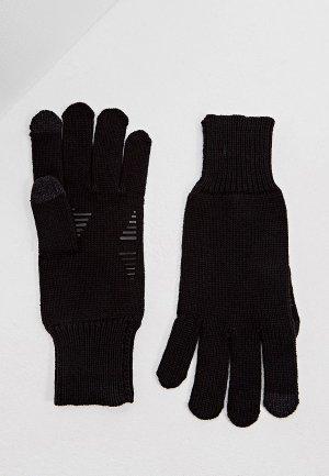 Перчатки Opening Ceremony. Цвет: черный