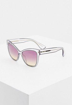 Очки солнцезащитные Miu. Цвет: прозрачный