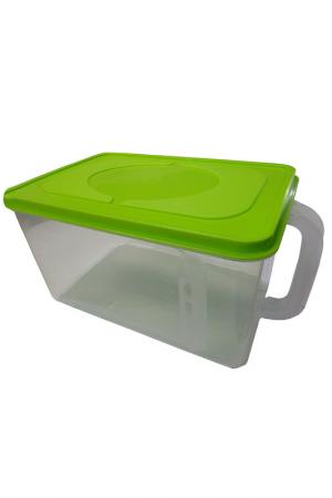 Контейнер для холодильника HOMSU. Цвет: зеленый