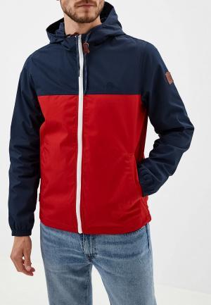 Куртка Element. Цвет: красный