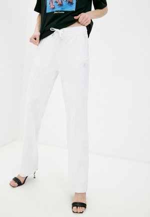 Брюки Juicy Couture. Цвет: белый