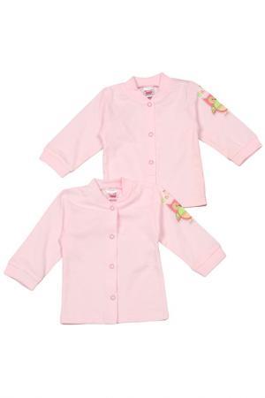 Комплект Unique Textile. Цвет: розовый