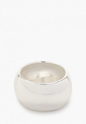 Кольцо Mango. Цвет: серебряный