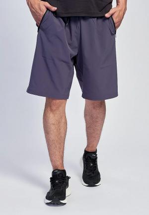 Шорты спортивные Li-Ning. Цвет: фиолетовый